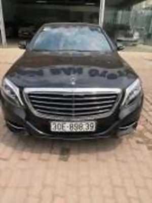Bán xe ô tô Mercedes Benz S class S400L 2016 giá 3 Tỷ 500 Triệu
