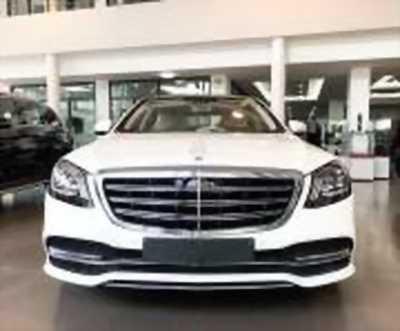 Bán xe ô tô Mercedes Benz S class S450L Luxury 2018 giá 4 Tỷ 199 Triệu