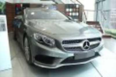 Bán xe ô tô Mercedes Benz S class S500 4Matic Coupe 2018