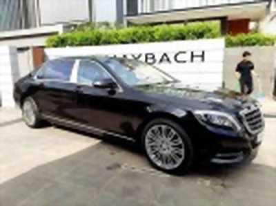 Bán xe ô tô Mercedes Benz S class S500 Maybach 2017