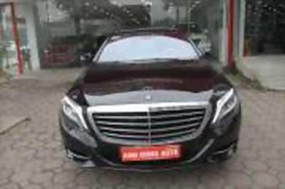 Bán xe ô tô Mercedes Benz S class S500L 2013 giá 3 Tỷ 500 Triệu