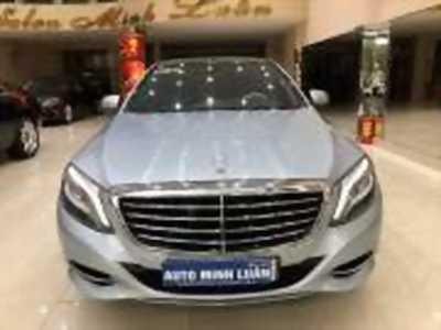 Bán xe ô tô Mercedes Benz S class S500L 2015 giá 3 Tỷ 400 Triệu