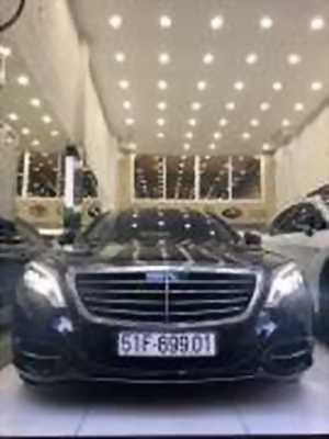 Bán xe ô tô Mercedes Benz S class S500L 2016 giá 4 Tỷ 950 Triệu