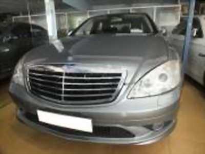 Bán xe ô tô Mercedes Benz S class S550 2006 giá 825 Triệu