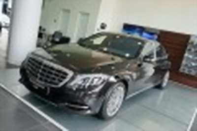 Bán xe ô tô Mercedes Benz S class S600 Maybach 2017