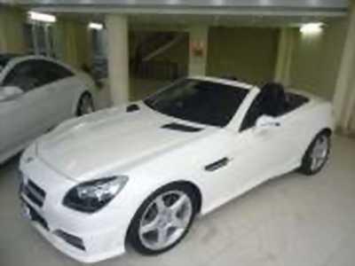 Bán xe ô tô Mercedes Benz SLK class SLK 350 2014