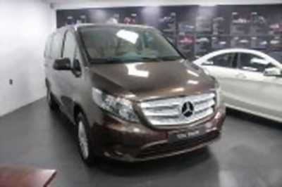 Bán xe ô tô Mercedes Benz Vito Tourer 121 2018 giá 1 Tỷ 849 Triệu