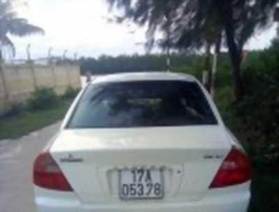 Bán xe ô tô Mitsubishi Lancer GLXI 1.6 MT 2002 giá 123 Triệu