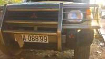 Bán xe ô tô Mitsubishi Pajero 2.4 2000 giá 125 Triệu