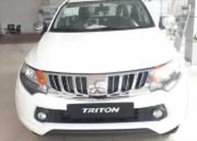 Bán xe ô tô Mitsubishi Triton 4x2 AT 2018 giá 586 Triệu huyện vĩnh bảo