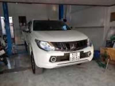 Bán xe ô tô Mitsubishi Triton 4x2 AT Mivec 2017 giá 639 Triệu