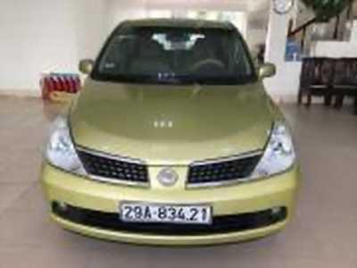 Bán xe ô tô Nissan Tiida 1.6 AT 2007 giá 300 Triệu