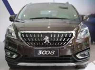 Bán xe ô tô Peugeot 3008 1.6 AT 2017 giá 1 Tỷ 110 Triệu