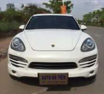 Bán xe ô tô Porsche Cayenne 3.6 V6 2012