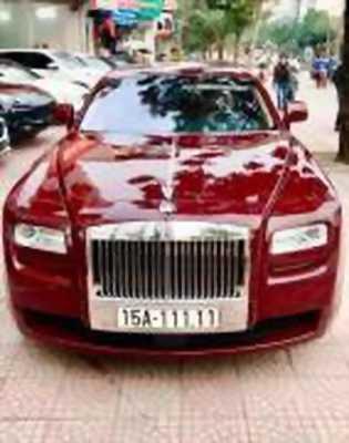 Bán xe ô tô Rolls Royce Ghost 6.6 V12 2010 giá 11 Tỷ 500 Triệu