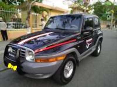 Bán xe ô tô Ssangyong Korando TX-5 4x2 MT 2003 giá 100 Triệu
