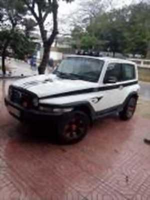 Bán xe ô tô Ssangyong Korando TX-5 4x2 MT 2004