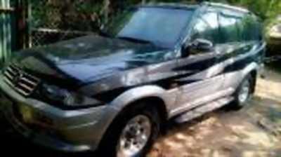 Bán xe ô tô Ssangyong Musso 2.9 1999 giá 120 Triệu