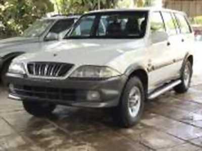 Bán xe ô tô Ssangyong Musso Sport 2.3 2002 giá 160 Triệu
