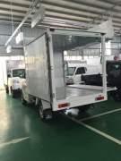 Bán xe ô tô Suzuki Carry 7 tạ thùng kín 2018 giá 347 Triệu quận tân bình