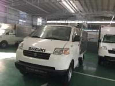 Bán xe ô tô Suzuki Carry 7 tạ thùng mui 2018 giá 334 Triệu quận tân bình