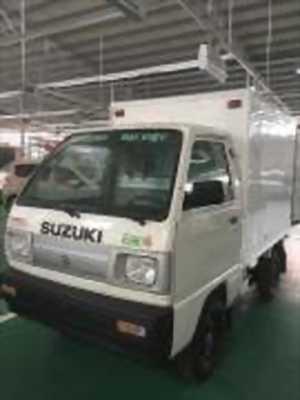 Bán xe ô tô Suzuki Super Carry Truck 5 tạ thùng cánh dơi 2018 giá 274 Triệu