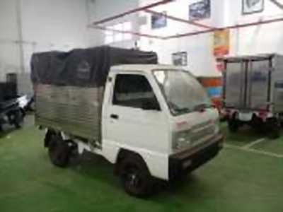 Bán xe ô tô Suzuki Super Carry Truck 5 tạ thùng mui 2018 giá 267 Triệu