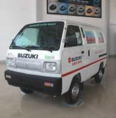 Bán xe ô tô Suzuki Super Carry Van Blind Van 2018 giá 284 Triệu quận đống đa