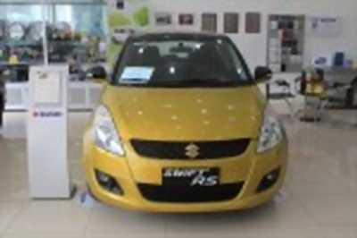 Bán xe ô tô Suzuki Swift RS 2017 giá 499 Triệu