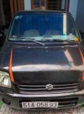 Bán xe ô tô Suzuki Wagon R+ 1.0 MT 2000 giá 80 Triệu quận bình tân