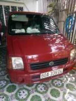Bán xe ô tô Suzuki Wagon R+ 1.0 MT 2001 giá 99 Triệu