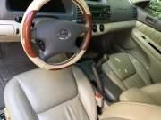 Bán xe ô tô Toyota Camry 2.4G 2002 giá 390 Triệu