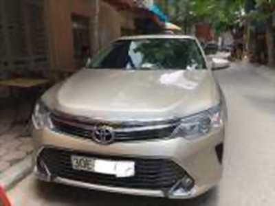 Bán xe ô tô Toyota Camry 2.5G 2016 giá 1 Tỷ 10 Triệu
