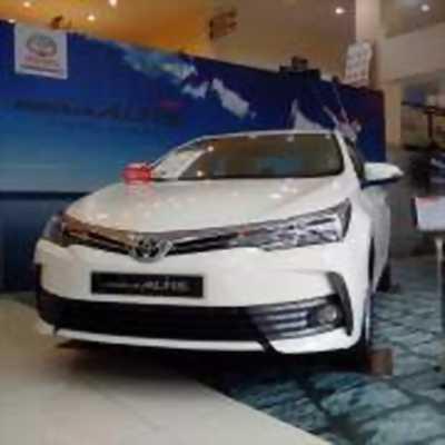 Bán xe ô tô Toyota Corolla altis 1.8E AT 2018