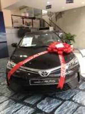 Bán xe ô tô Toyota Corolla altis 1.8E MT 2018 giá 653 Triệu