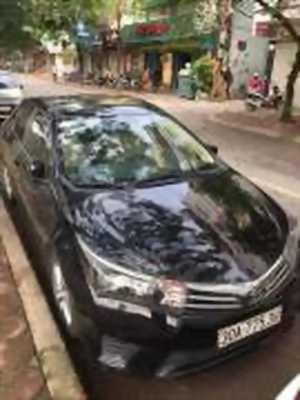 Bán xe ô tô Toyota Corolla altis 1.8G 2015 giá 548 Triệu