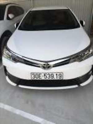 Bán xe ô tô Toyota Corolla altis 1.8G 2017 giá 745 Triệu