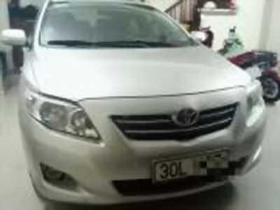 Bán xe ô tô Toyota Corolla altis 1.8G AT 2008 giá 450 Triệu