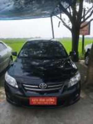 Bán xe ô tô Toyota Corolla altis 1.8G AT 2010 giá 510 Triệu