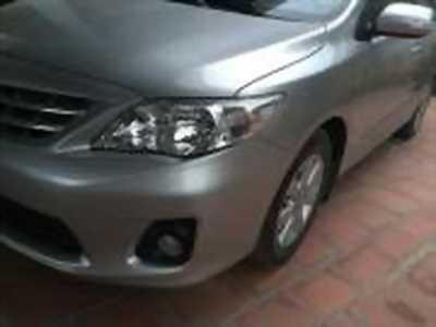 Bán xe ô tô Toyota Corolla altis 1.8G AT 2013 giá 600 Triệu