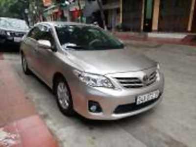Bán xe ô tô Toyota Corolla altis 1.8G AT 2013 giá 636 Triệu