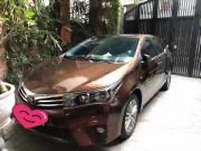 Bán xe ô tô Toyota Corolla altis 1.8G AT 2016 giá 675 Triệu