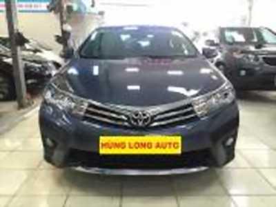 Bán xe ô tô Toyota Corolla altis 1.8G AT 2016 giá 689 Triệu