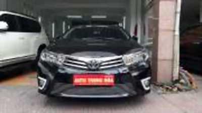 Bán xe ô tô Toyota Corolla altis 1.8G AT 2016 giá 715 Triệu