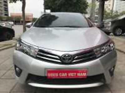 Bán xe ô tô Toyota Corolla altis 1.8G AT 2017 giá 699 Triệu