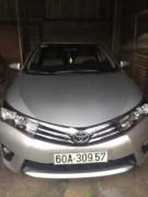 Bán xe ô tô Toyota Corolla altis 1.8G AT 2017 giá 700 Triệu