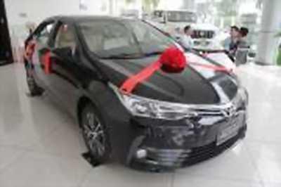 Bán xe ô tô Toyota Corolla altis 1.8G CVT 2018 giá 753 Triệu