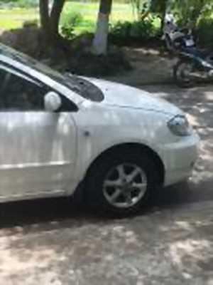 Bán xe ô tô Toyota Corolla altis 1.8G MT 2001 giá 250 Triệu