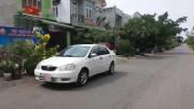 Bán xe ô tô Toyota Corolla altis 1.8G MT 2002 giá 230 Triệu