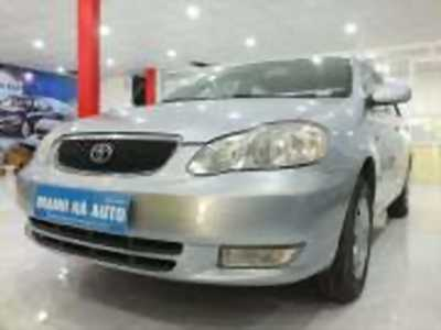 Bán xe ô tô Toyota Corolla altis 1.8G MT 2002 giá 248 Triệu
